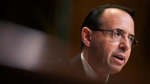 "Deputy Attorney General Goes On The Attack Over ""Warrant-Proof Encryption"""