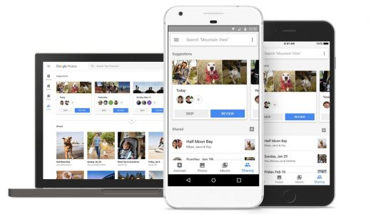 Google Photos eases video sharing on slow connections