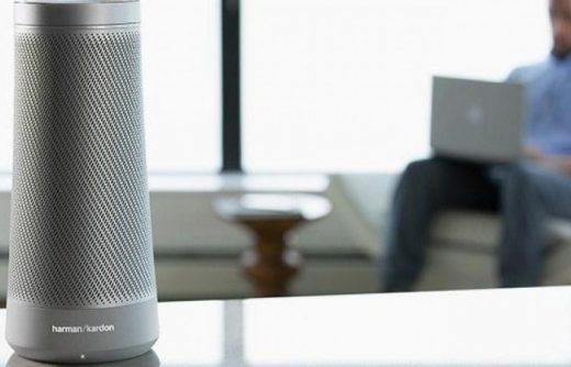 Harman's Cortana-powered speaker may go on sale soon for $200