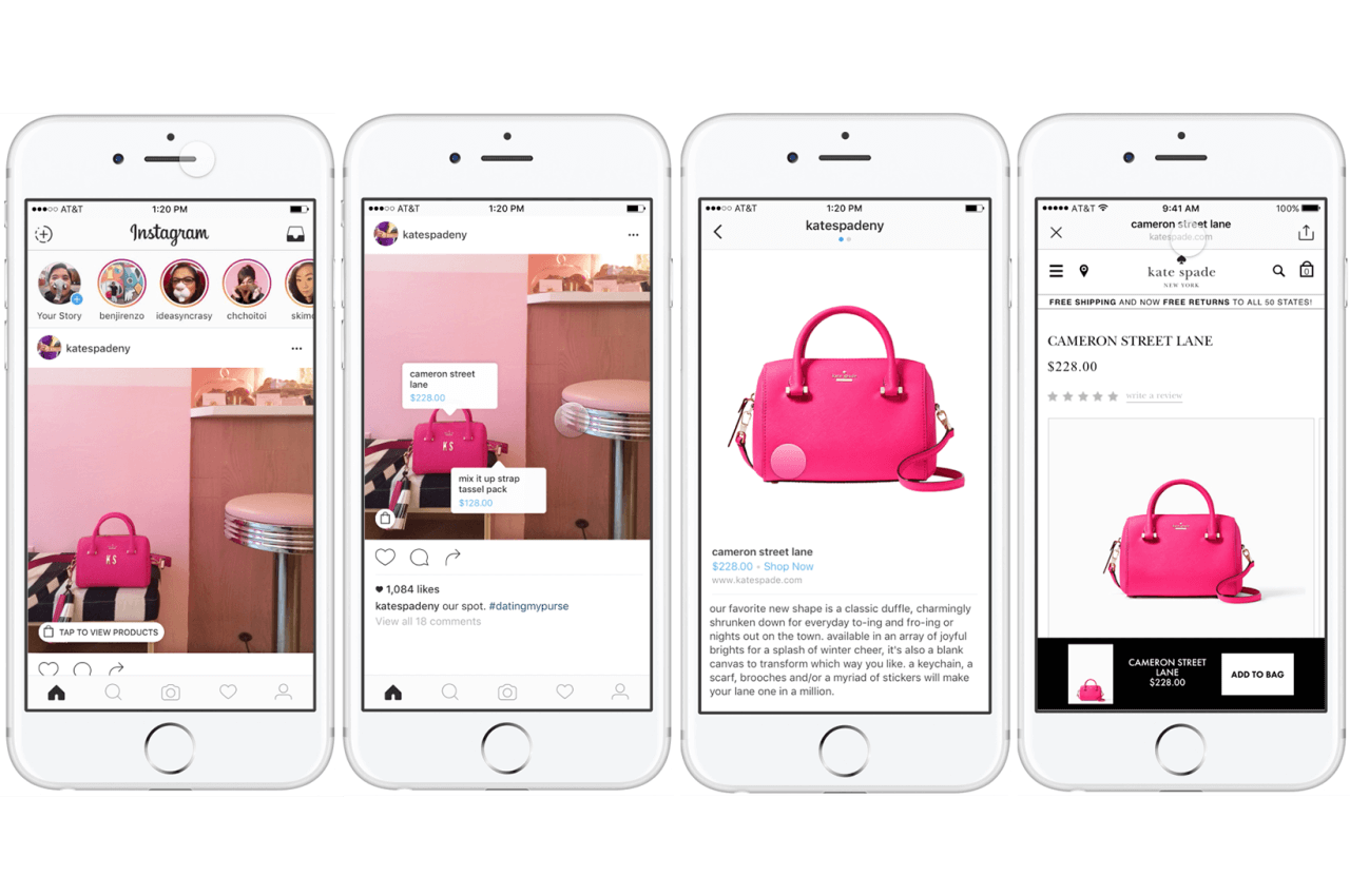 Instagram shopping is getting a big boost from Shopify | DeviceDaily.com