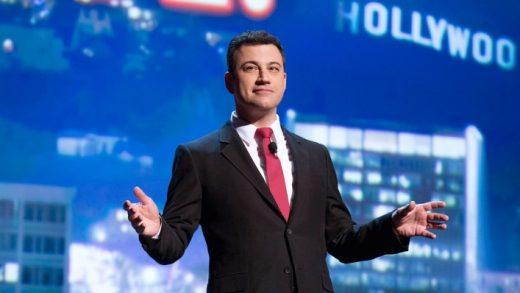 The Jimmy Kimmel backlash has begun, according to this street art