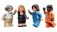 The women of NASA Lego set blasts off November 1