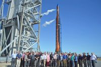 Vector plans three 'microsatellite' launches in Virginia