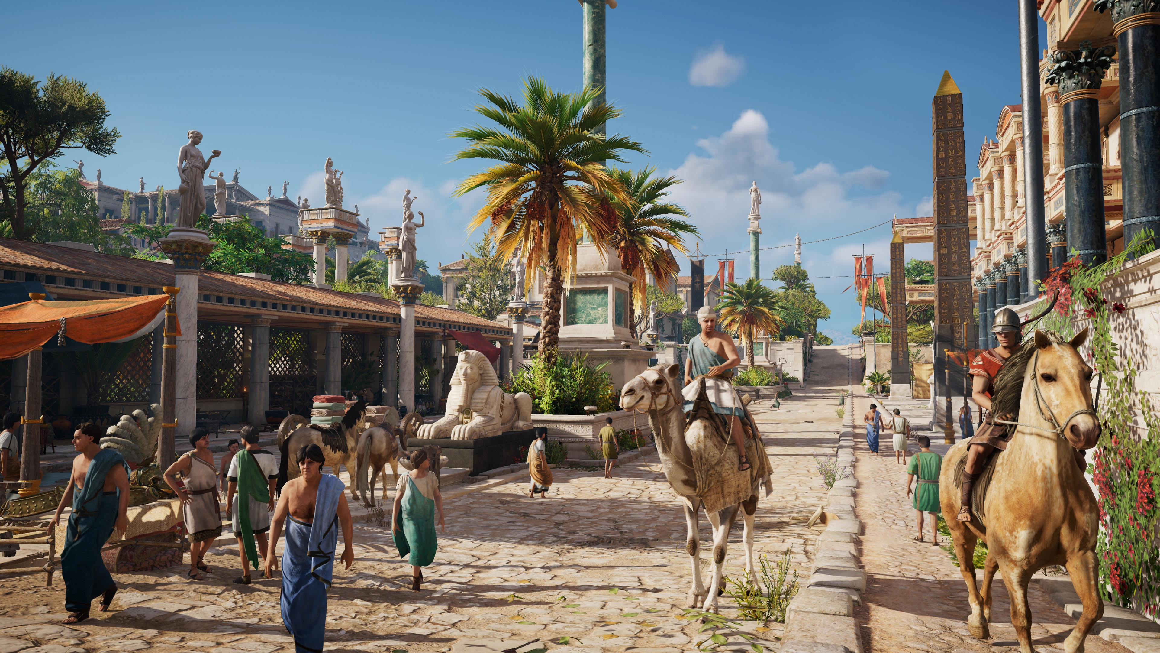 Assassin's Creed Origins – 10 Starter Strategies to Get an Early Edge | DeviceDaily.com