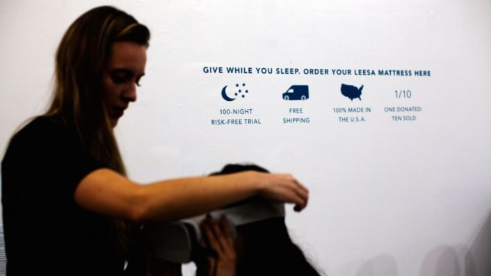 Leesa Gives The Homeless A Bed, And Employees A Sense Of Meaning | DeviceDaily.com
