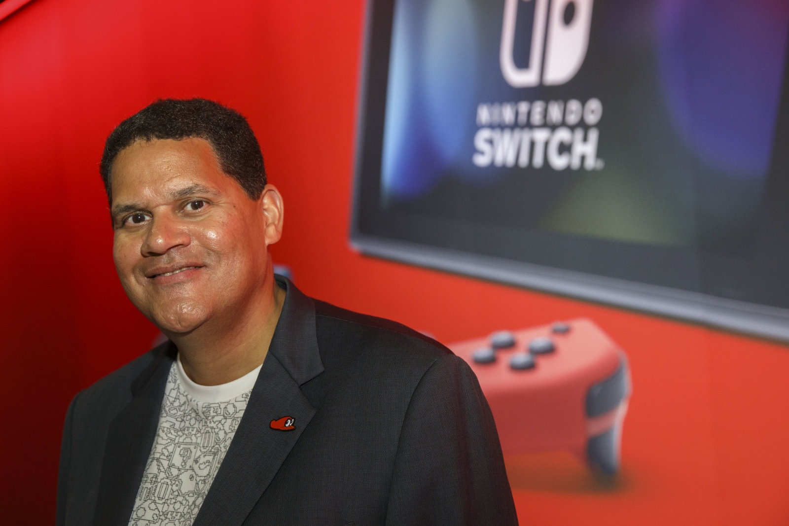 Nintendo's Reggie Fils-Aime on the first year of Switch and beyond | DeviceDaily.com