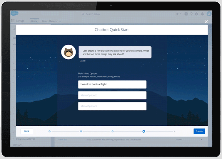 Salesforce unveils 'my' versions of its AI-based platform tools