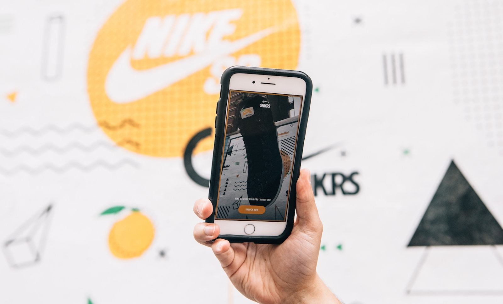 For Nike, augmented reality is the perfect way to sell hyped sneakers | DeviceDaily.com