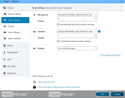 How to Fix Skype Problem with Recording Device?