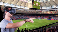 4 Ways Big Data & VR Are Changing Professional Sports