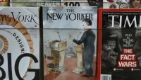 Behind the scenes with Barry Blitt, the New Yorker's master cover artist