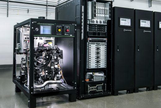 Daimler and HPE want to power green data centers with hydrogen