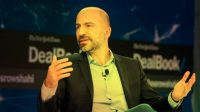 Dara Khosrowshahi says Uber was winning too much to fix its broken culture