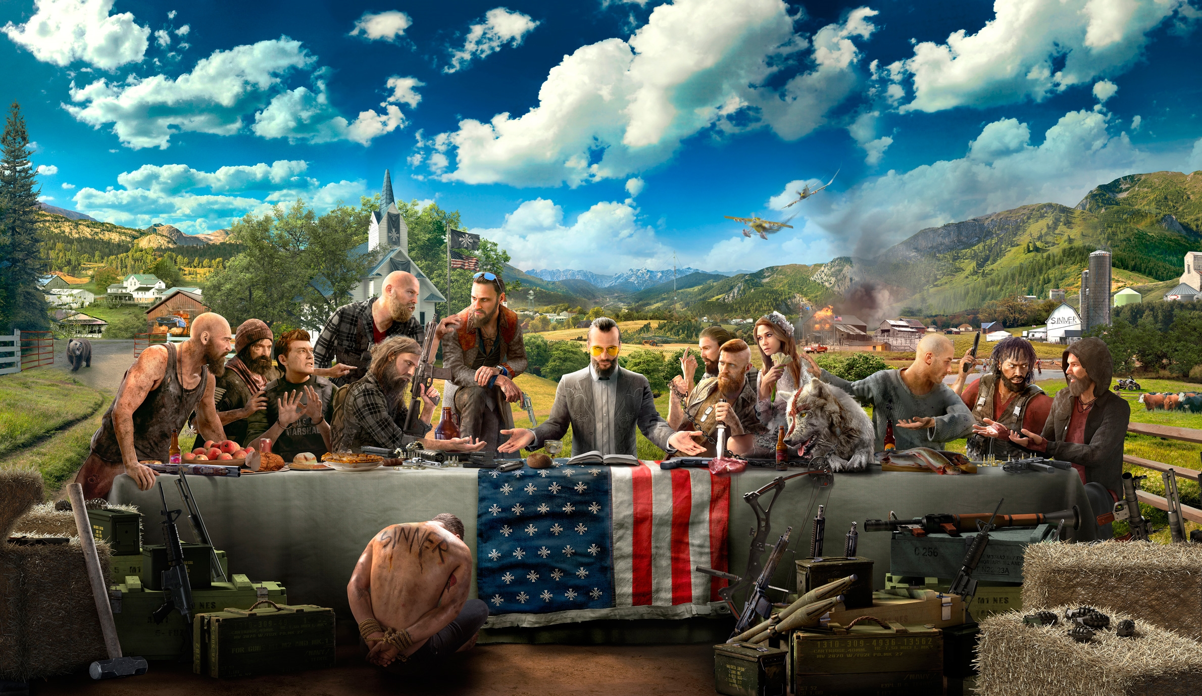 Far Cry 5 – Creating Co-Op Havoc in Hope County | DeviceDaily.com