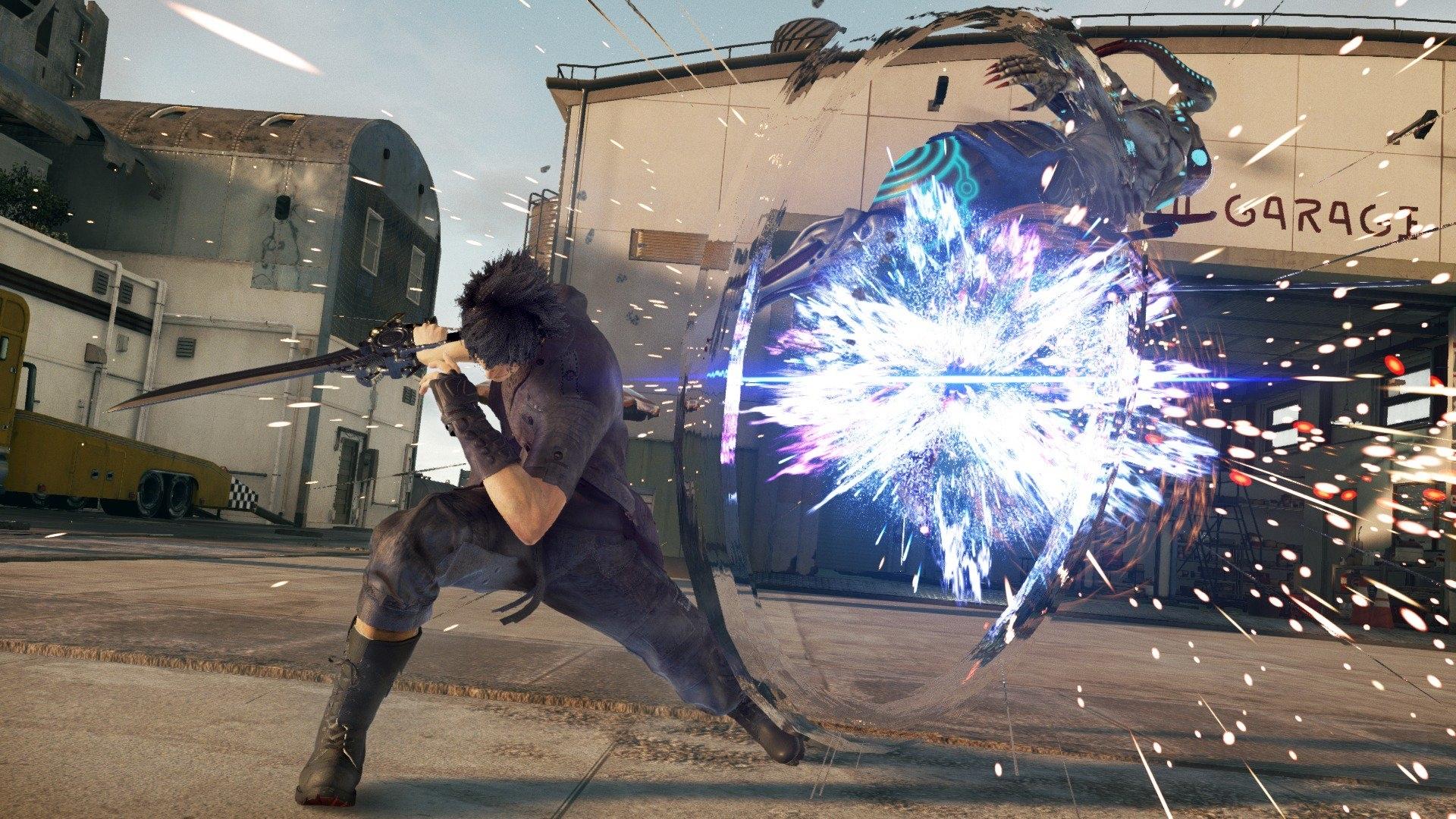 'Final Fantasy XV' hero Noctis heads to 'Tekken 7' next year | DeviceDaily.com
