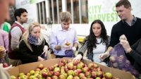 Food Banks' Massive Plan To Move From Canned Goods To Fresh Produce