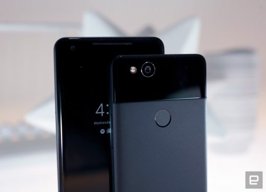Google explains the Pixel 2's super-stable video recording
