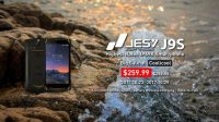 JESY J9S Available at a Discounted Price of $259.99; Last Two Days to Grab the Deal