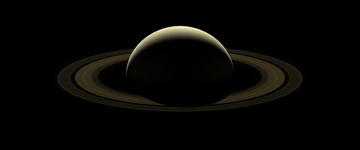 NASA's Cassini probe bids farewell to Saturn with epic image