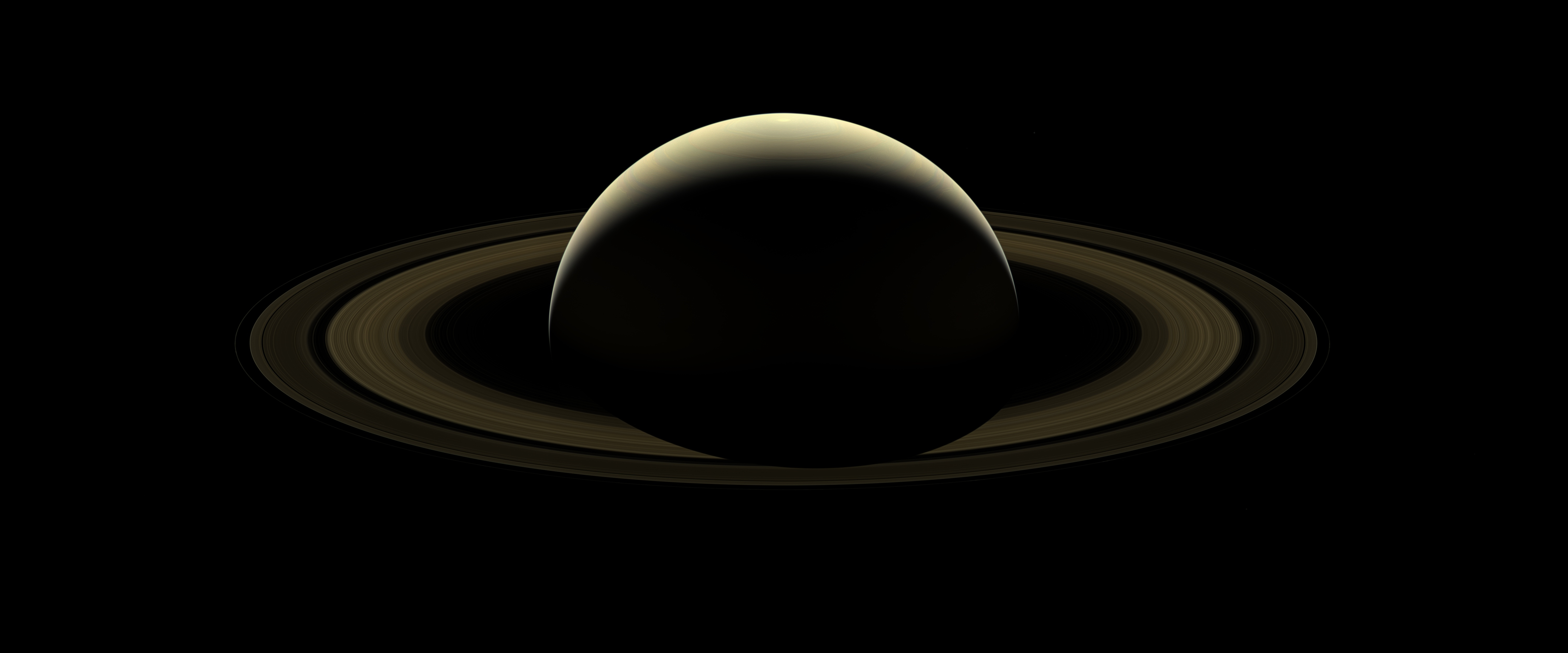 NASA's Cassini probe bids farewell to Saturn with epic image | DeviceDaily.com