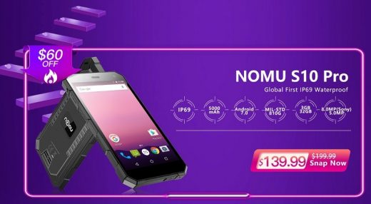 "NOMU Is Offering Up To 33 Percent Discount During ""1111"" Sale"