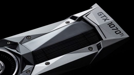 Nvidia GeForce GTX 1070 Ti Announced for $449; Worldwide Sale Starts November 2