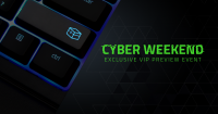 Santa Rolls The Dice: Cyber Weekend Is Here