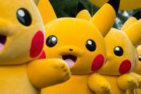 Talk to Pikachu through your Amazon Echo or Google Home