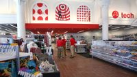 Target stores can order your items online if they're out of stock