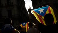 The Catalan parliament just declared independence from Spain