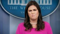 The White House press briefing began with a web meme on taxes and beer