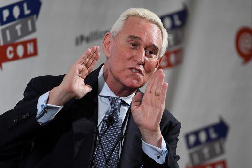 Twitter bans Trump adviser Roger Stone for threatening CNN staff