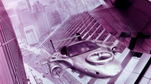Uber partners with NASA to develop new traffic concepts for flying cars