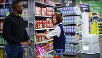 Walmart is testing out shelf-scanning robots in 50 stores