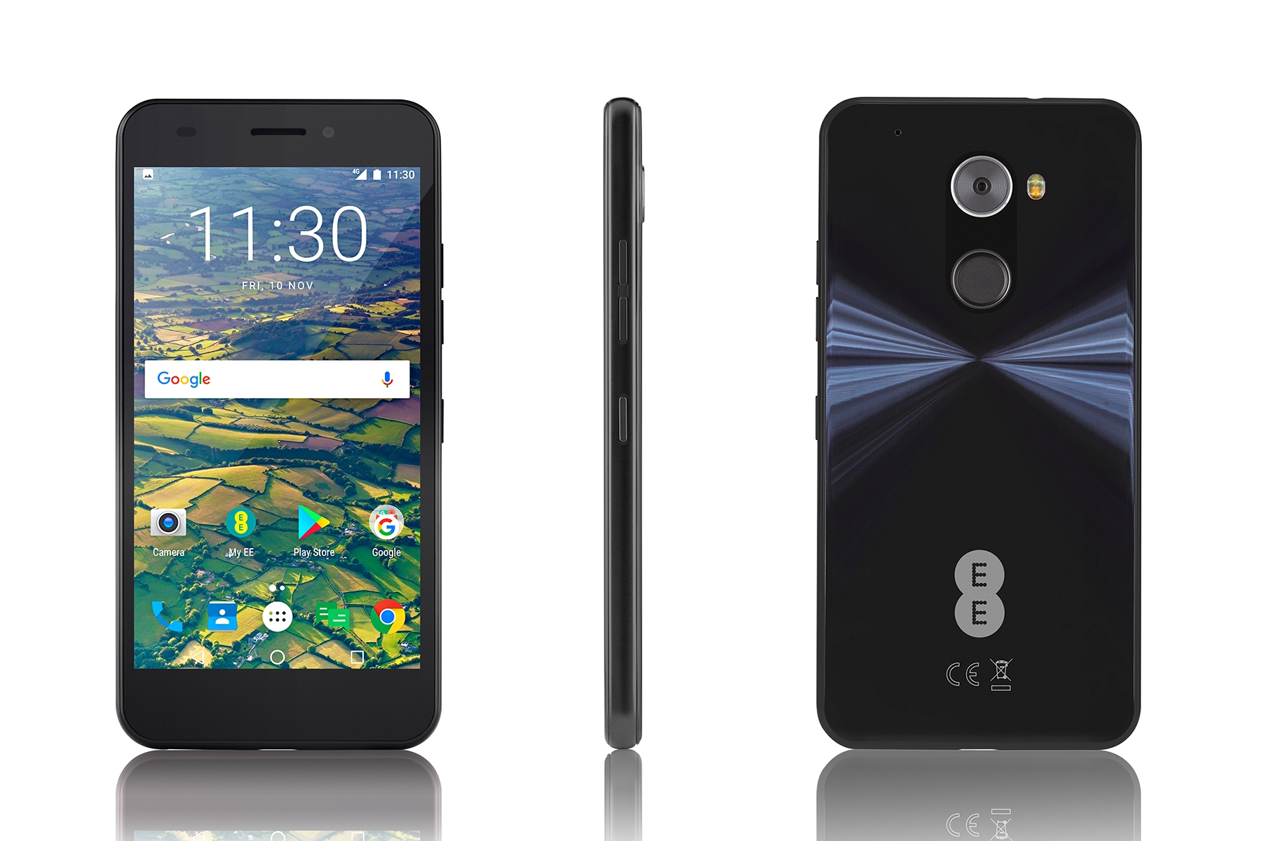 EE's £150 all-glass Hawk phone offers super-fast 4G | DeviceDaily.com