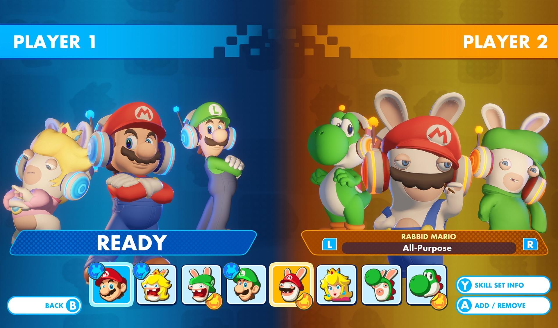 Mario + Rabbids Kingdom Battle Versus Mode Coming December 8 | DeviceDaily.com