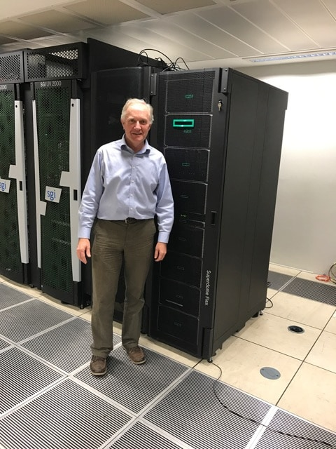 Where This Supercomputer Is Going, There Are No Hard Drives | DeviceDaily.com