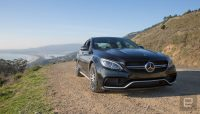 The Mercedes C63S is a rare mix of style and nerdery