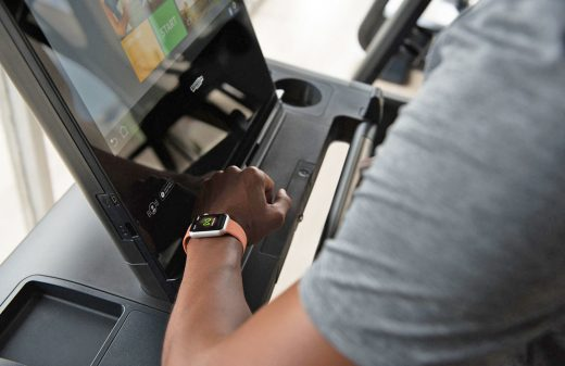 Apple Watch GymKit syncing arrives in exactly one US gym