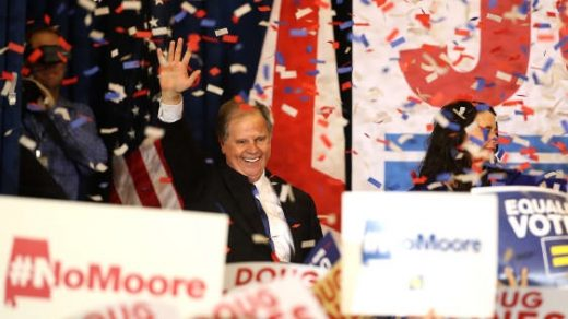 Doug Jones Wins Alabama Senate Seat In Stinging Rebuke Of Trump/Bannon