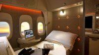 "Emirates has a new plane with virtual windows and ""zero-gravity"" seats"