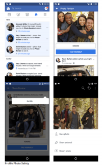 Facebook begins using face recognition tech to help users better manage their identity on the platform