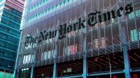 Fox News and the New York Times led Facebook engagement last month