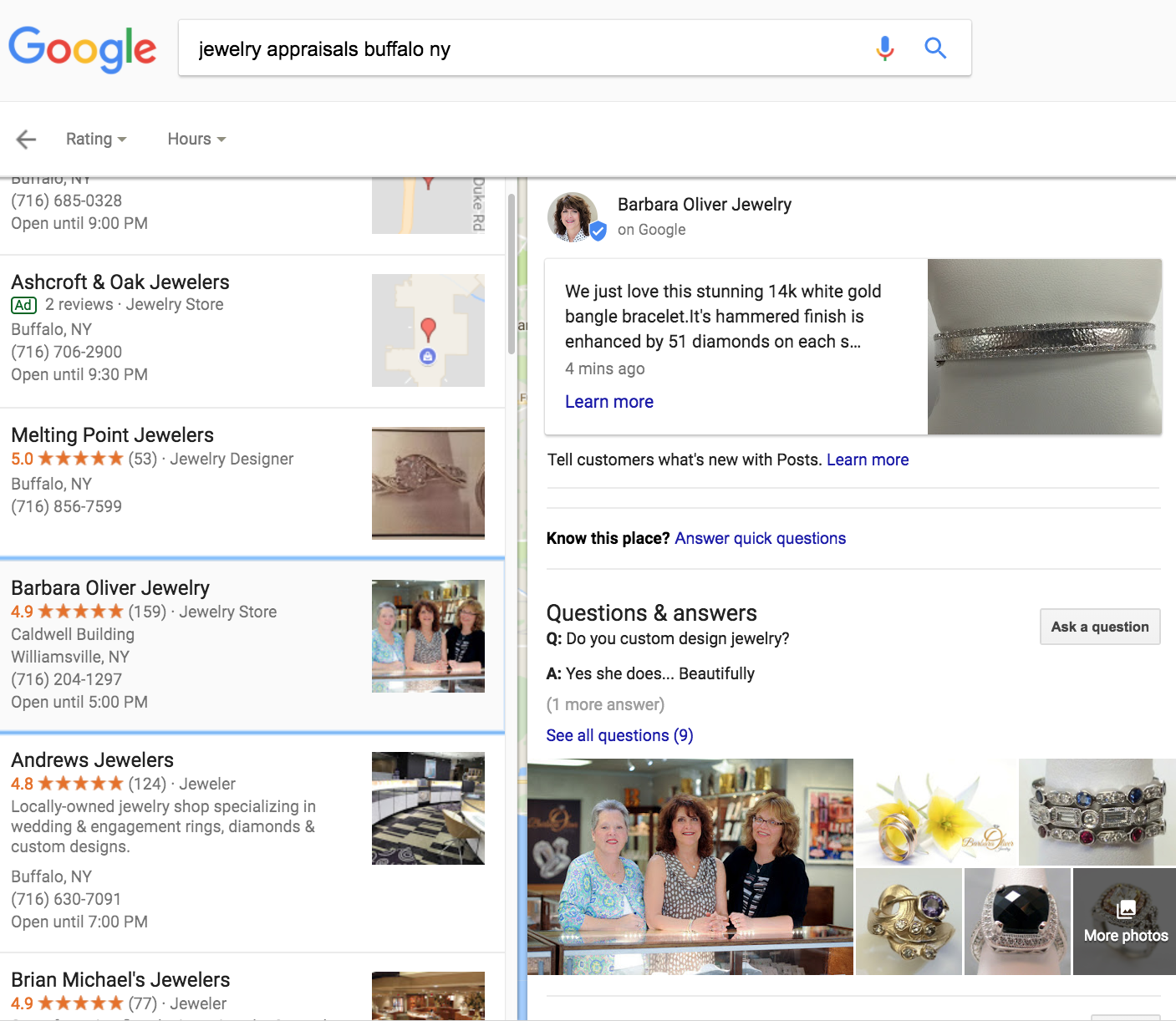 Google Expands Local Q and A To Desktop Search, Fueling Ability To Share Answers | DeviceDaily.com