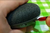 Mod gives Google's Home Mini speaker its 'missing' line-out jack
