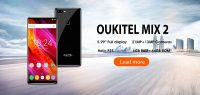 OUKITEL MIX 2 Shows Off its Dual-Camera Prowess in a Video