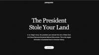 Patagonia accuses President Trump of stealing public lands