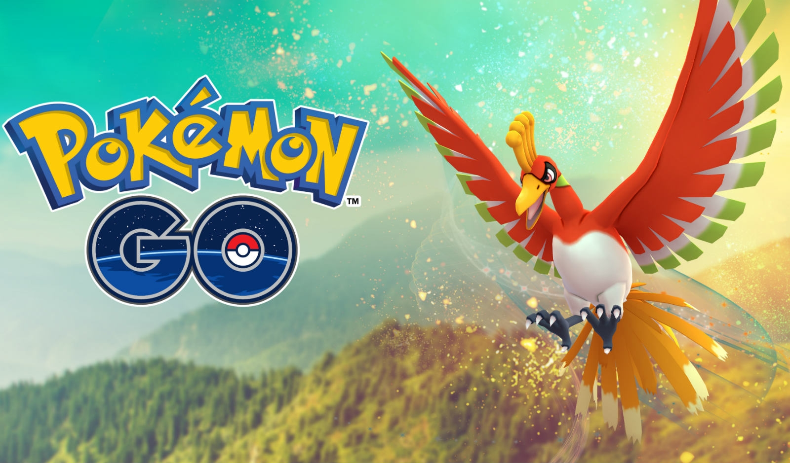 'Pokémon Go' legendary Ho-Oh is catchable for limited time | DeviceDaily.com