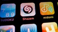 Report: Apple is buying audio recognition app Shazam