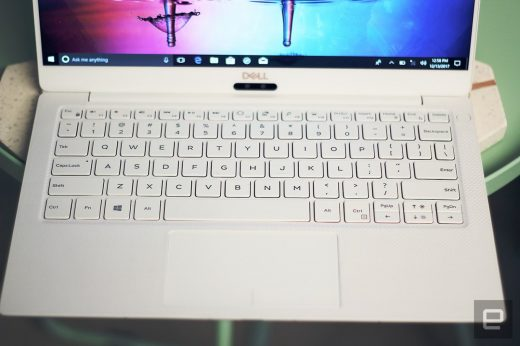 Dell XPS 13 hands-on: A makeover inside and out
